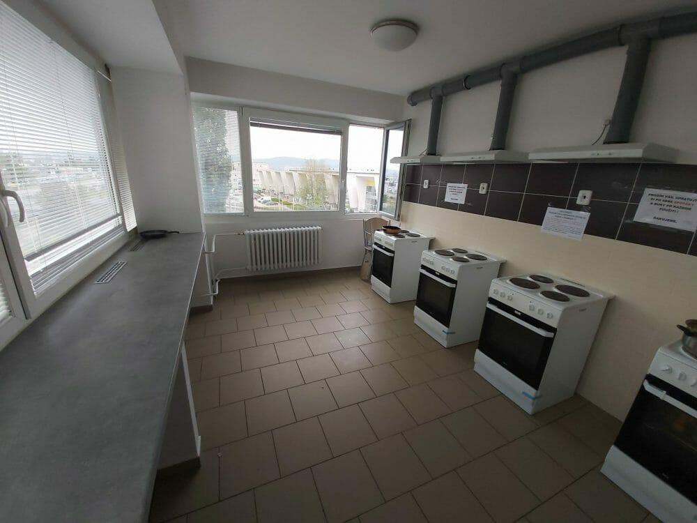 kuchyňa ubytovna tarif