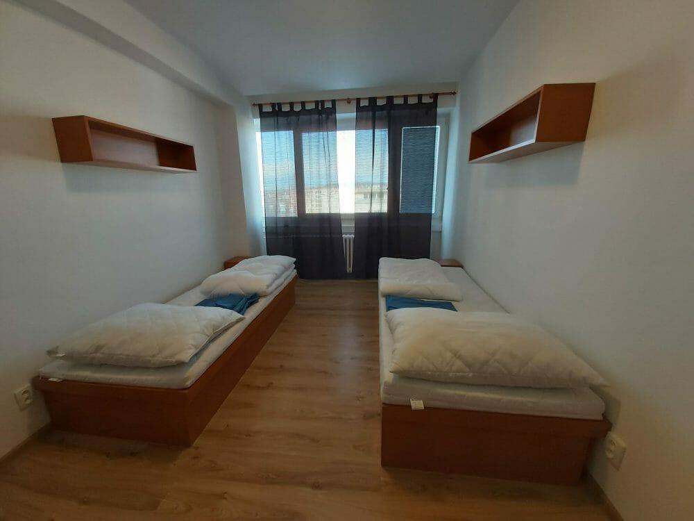 izba ubytovňa tarif